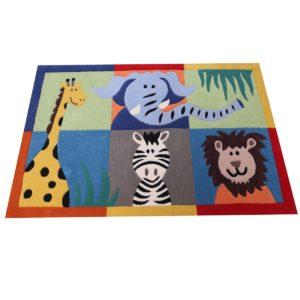 buy kids rugs online, kids rugs, animal kingdom rug, animals rug for boys, colorful kids rugs, buy animal kingdom rug, littlelooms rugs, hand tufted rugs, handmade rugs, kids room rugs, kids rugs for playing, kids rugs for learning,