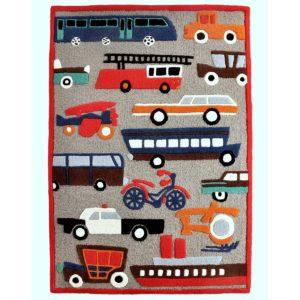 buy kids rugs, kids rugs online, carpet for kids, transport rugs, buy transport rugs for boys, boys transport rugs, rugs for boys, rugs for playing, handmade rugs, littlelooms rugs, colorful rugs