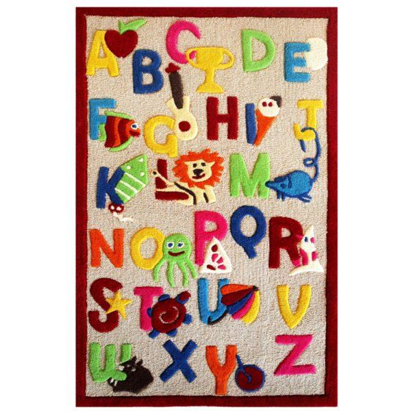 buy kids rugs, colorful alphabets rugs, kids rugs online, carpet for kids, alphabets rugs, buy alphabets rug, rugs for girls, rugs for boys, rugs for playing, handmade rugs, littlelooms rugs, colorful rugs