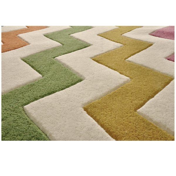 buy chevron rugs, colorful chevron rug, multicolor chevron rug, plush rugs, chevron rugs for living room, rugs for formal room, bedroom rugs, littlelooms rugs, hand tufted rugs