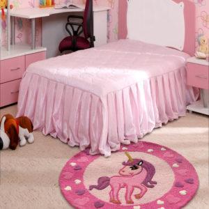 buy kids rugs, buy pink unicorn rugs, unicorn rugs, girls rugs, girls unicorn rugs, littlelooms rugs, hand tufted rugs, girls room rugs, handmade rugs, pink unicorn rug