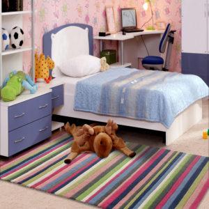buy area rugs, buy rugs online, multicolor band rug, buy stripes rug, multicolor stripes rug, handmade rugs, littlelooms rugs, hand tufted rugs, buy living room rugs, buy accent rug, bedroom rugs
