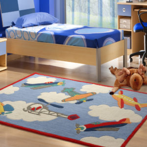 buy kids rugs online, buy kids carpets online, buy flying planes rug, buy boys rugs, buy plane rugs, buy kids room rugs, littlelooms rugs, hand tufted rugs, handmade rugs, buy plush kids rugs