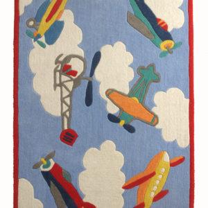 buy kids rugs, kids rugs online, carpet for kids, plane rugs, buy plane rugs for boys, boys plane rugs, rugs for boys, rugs for playing, handmade rugs, littlelooms rugs, colorful rugs
