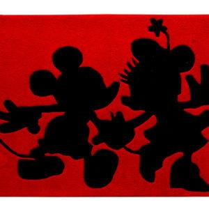 buy kids rugs online, buy kids carpets online, buy Mickey Mouse rugs, buy Minnie Mouse rugs, buy mickey & Minnie rugs, kids room rugs, red and black Disney rugs, buy kids Disney rugs, littlelooms rugs, hand tufted rugs, handmade rugs