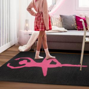 buy kids rugs, ballerina rugs, pink ballerina rug, buy ballerina rug, buy ballet rugs, ballet rugs for girls, kids rugs, carpet for kids, rugs for playing, rugs for girls, rugs for playing, buy kids rugs, kids rugs online, hand tufted rugs, handmade rugs, littlelooms rugs