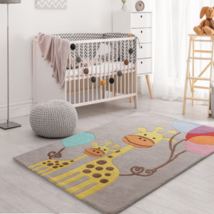 buy kids rugs online, buy kids carpets online, by giraffe rugs, buy baby giraffe rug, grey kids rugs, kids room rugs, kids animal rugs, littlelooms rugs, hand tufted rugs