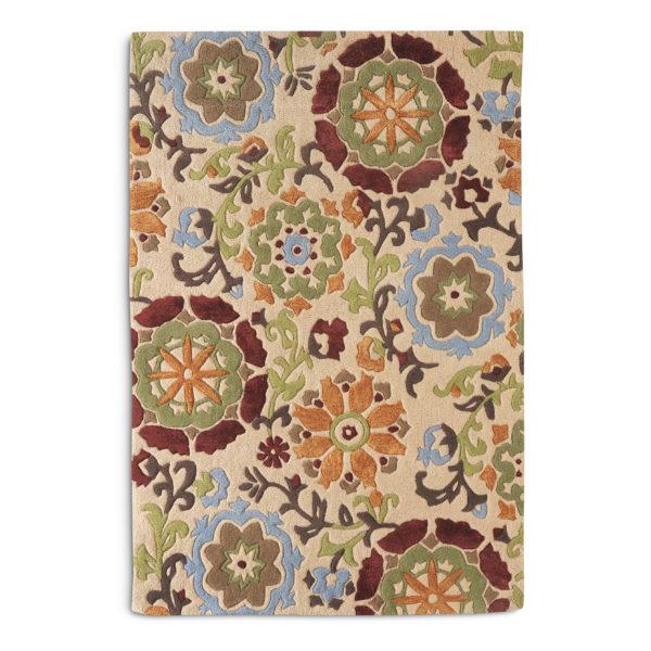 buy rugs online, buy carpets online, multicolor floral rugs, floral rugs, living room rugs, bedroom rugs, area rugs, littlelooms rugs, hand tufted rugs