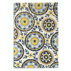 buy rugs online, floral pattern rug, beige rug, beige floral rug, living room rug, bedroom rug, classic rug, area rugs, littlelooms rugs, hand tufted rugs, handmade rugs