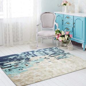buy rugs, buy online rugs, hand tufted rugs, handmade rugs, littlelooms rugs, blue rugs, coffee table rugs, pattern rugs, abstract rugs, blue and beige pattern rugs for living room, rugs for bedroom, modern house rugs, contemporary rugs, buy modern rugs, buy contemporary rugs, home decor rugs