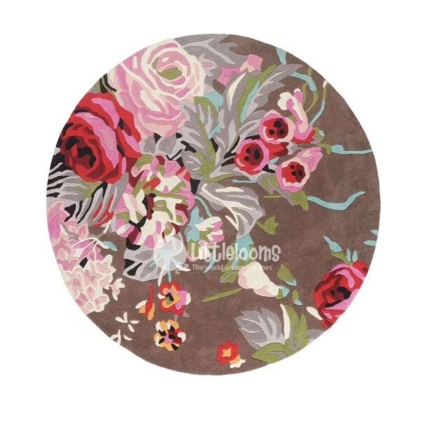 Floral rugs, Rugs with flowers, Round rug, Bedroom rugs, Area rugs, Bedroom carpets, Living room carpets, Bright floral rugs, Formal rugs, Handmade rugs, Beautiful rugs, best floral area rugs, bright floral rug gray, floral accent rug, floral area rugs, floral circle rug, floral colorful rug, floral handmade rug, floral multicolor rug, floral rose rug, floral rug cheap