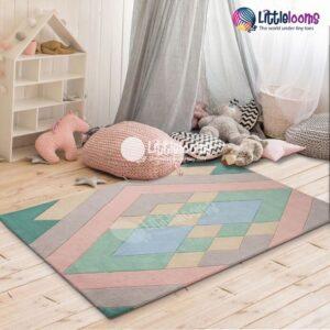 kids rugs, carpet for kids, rugs for girls, rugs for playing, colorful carpet for kids, soft rugs