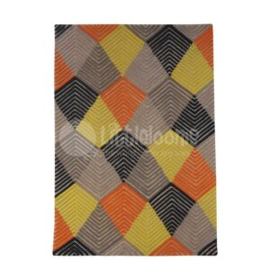 buy rugs online, 3D sunrise rug, modern rugs, contemporary rugs, rugs for bedroom, rugs for living room, area rugs, littlelooms rugs, hand tufted rugs, handmade rugs