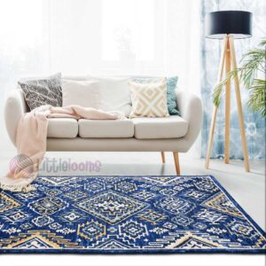 buy blue designer oriental carpets online, bedroom carpets online, floor carpets online, buy livingroom carpets online