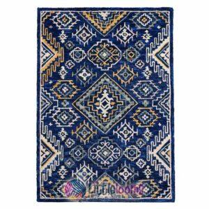 oriental rugs online, luxury rugs, designer carpets, blue designer carpets online