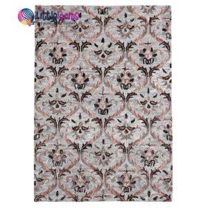 grey designer rug, luxury rugs online, sustainable rugs, iris grey rug buy online