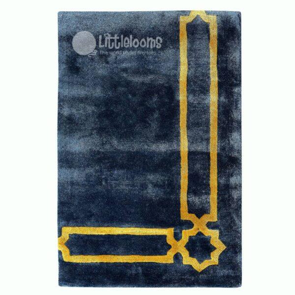 blue rugs online, designer shaab srtsilk rugs, buy artsilk area rugs online